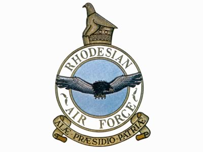 Rhodesian Badges