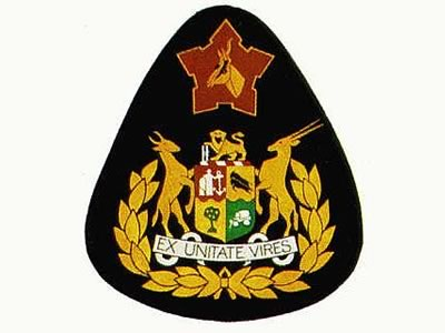 South African Badges
