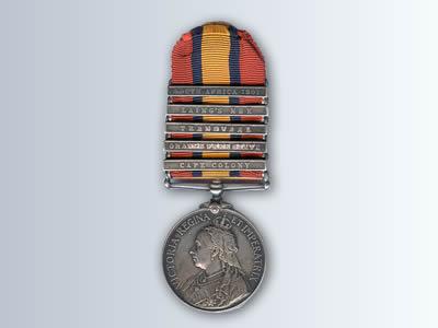Boer War Medals