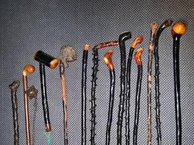 Knopkerries & African Weapons