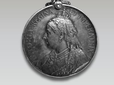 Pre Boer War Medals